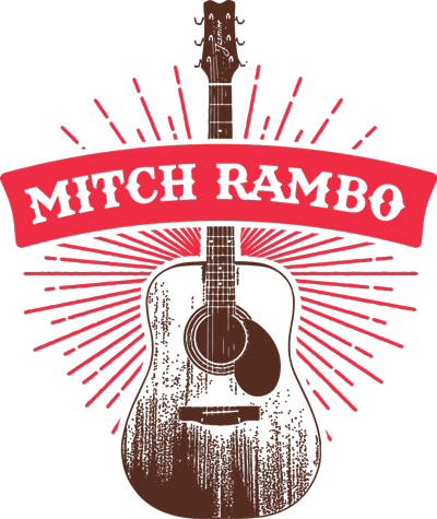 Mitch Rambo Guitar Logo