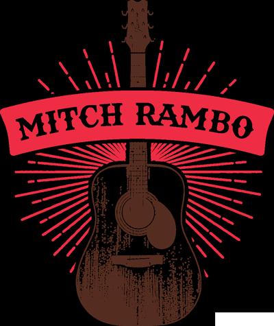 Mitch Rambo Guitar Logo
